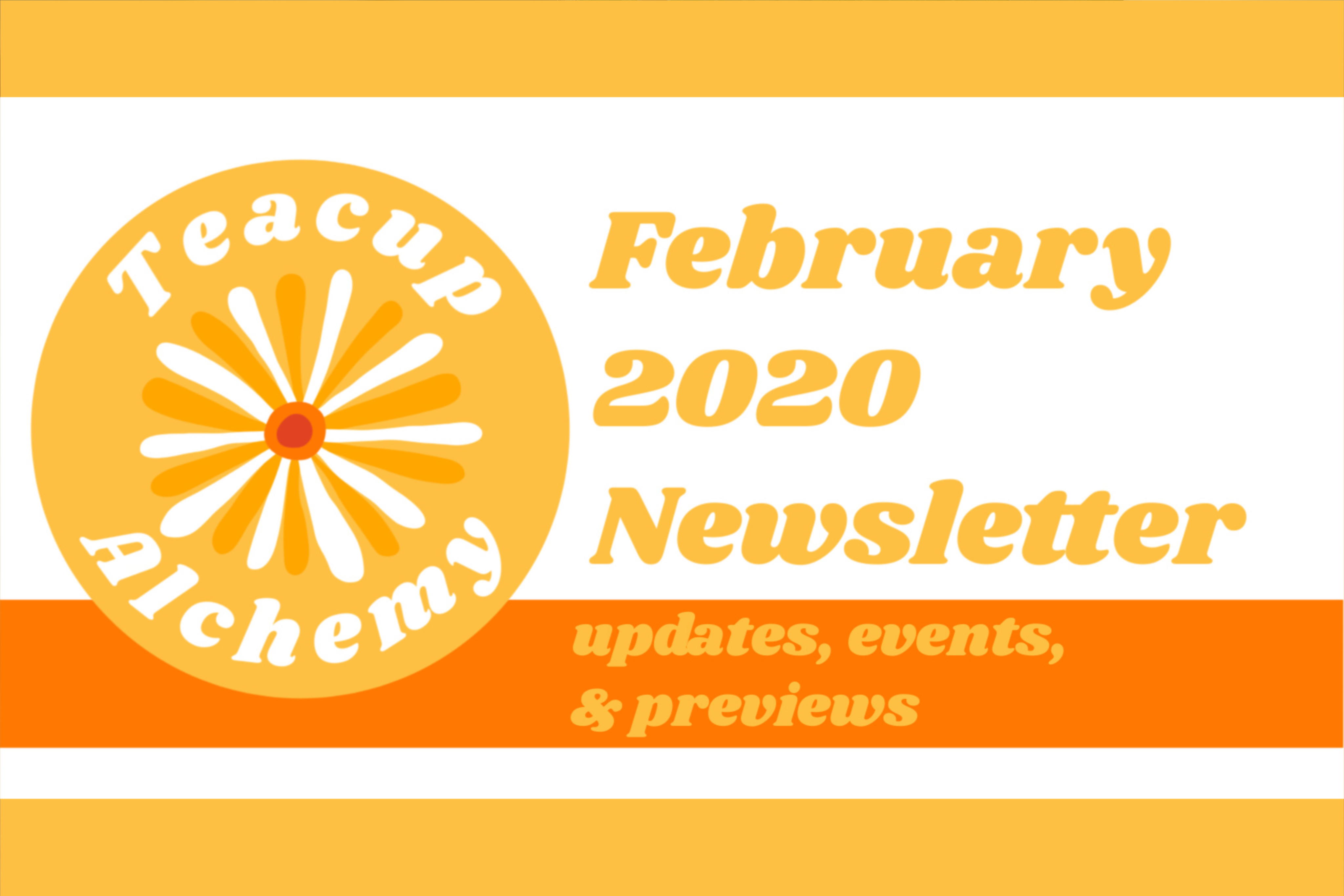 February 2020 News and Adventures